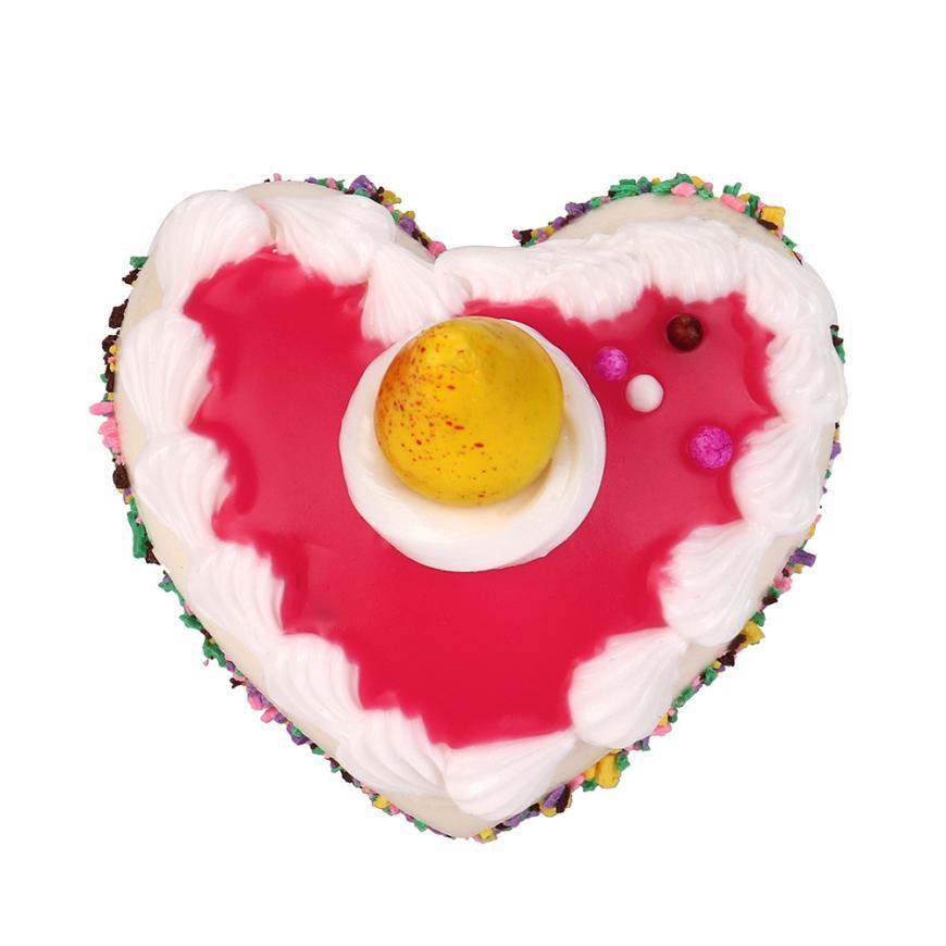 Kawaii, торт мягкими замедлить рост кремовый торт манго желтая Роза Дети Новый год игрушка подарок ремешок для телефона wholesal t313