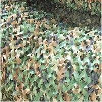 Grande Campeggio tenda a baldacchino tenda Caccia Woodland Foglie Camouflage Camo Net car tetto ombra Militare gazebo 3*4 m 2*3 m 3*3 m