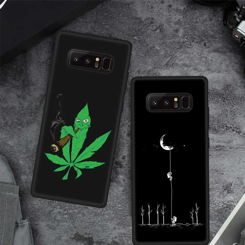 Silicone Pattern Phone Case For Samsung Galaxy S10 Lite S9 S8 Plus Note 9 A5 A7 2017 A8 A6 J6 J4 Plus 2018 EU Back Cover Housing