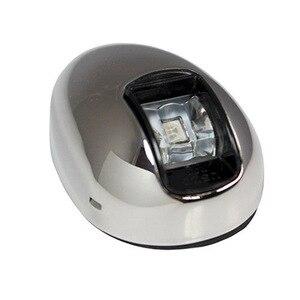 Image 2 - 1 مجموعة الأحمر الأخضر LED أضواء الملاحة مؤشر مصباح ل 12 V مركبة بحرية يخت ميناء ضوء الميمنة الخفيفة من ITC