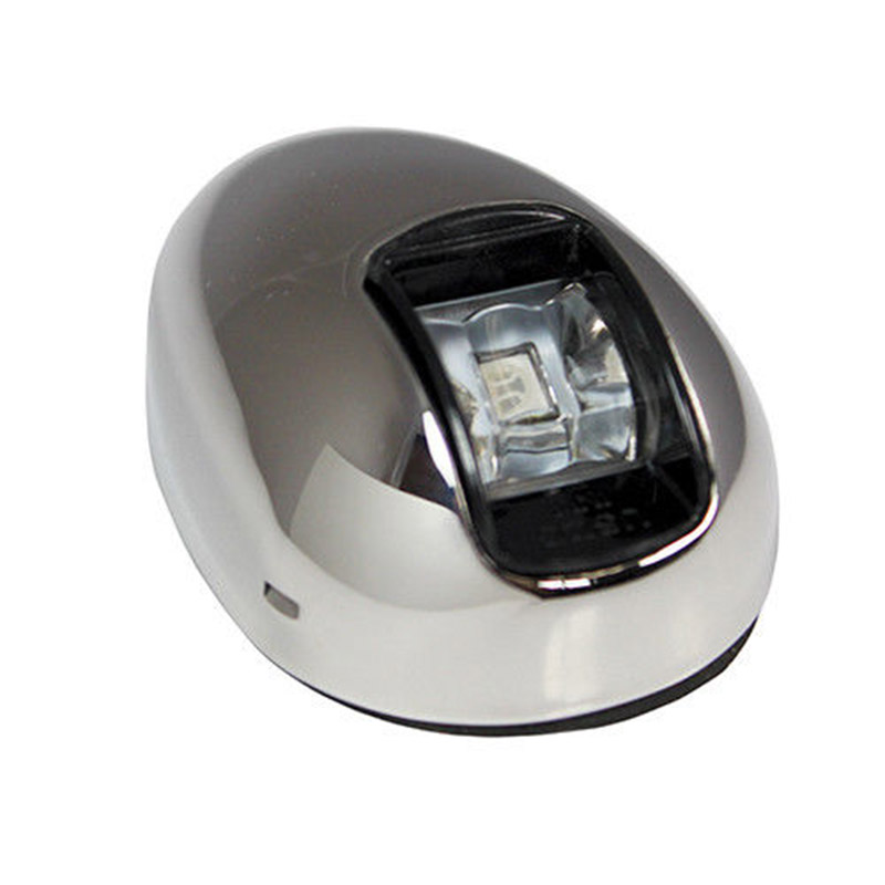 Image 2 - 1 комплект красный зеленый светодиодный фонарь для навигации лампа для 12 в морской лодки яхты портовый огонь правый отличительный огонь от ITC-in Морское оборудование from Автомобили и мотоциклы