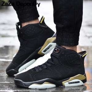 finest selection 719d2 c2a62 Jordan Shoes 2018 Men Basketball Shoes Women Basketball Shoes Couple  Lace-Up Comfortable