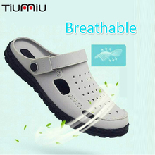 Summer Medical Doctor Shoes Men Hole High Quality