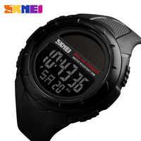 Relojes deportivos militares SKMEI para hombre, reloj Digital de choque para exteriores con energía Solar, reloj Chrono resistente al agua de 50 M, reloj deportivo