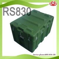 Tricaes Shanghai fabrika askeri standart su geçirmez anti darbeye dayanıklı sert plasticairdrop kılıfı RS830