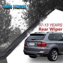 JunHong Rear Rain Window Windshield Wiper Blade For BMW X5 E70 2007-2013Rubber Window Windscreen Car Accessories