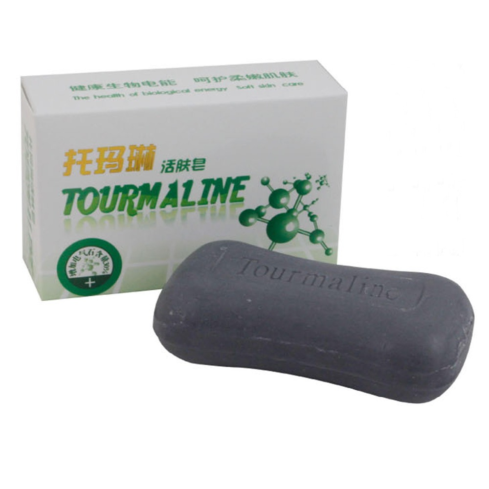 Tourmaline Soap Special Offer/Personal Care Soap/Face & Body Beauty Healthy Care 100g