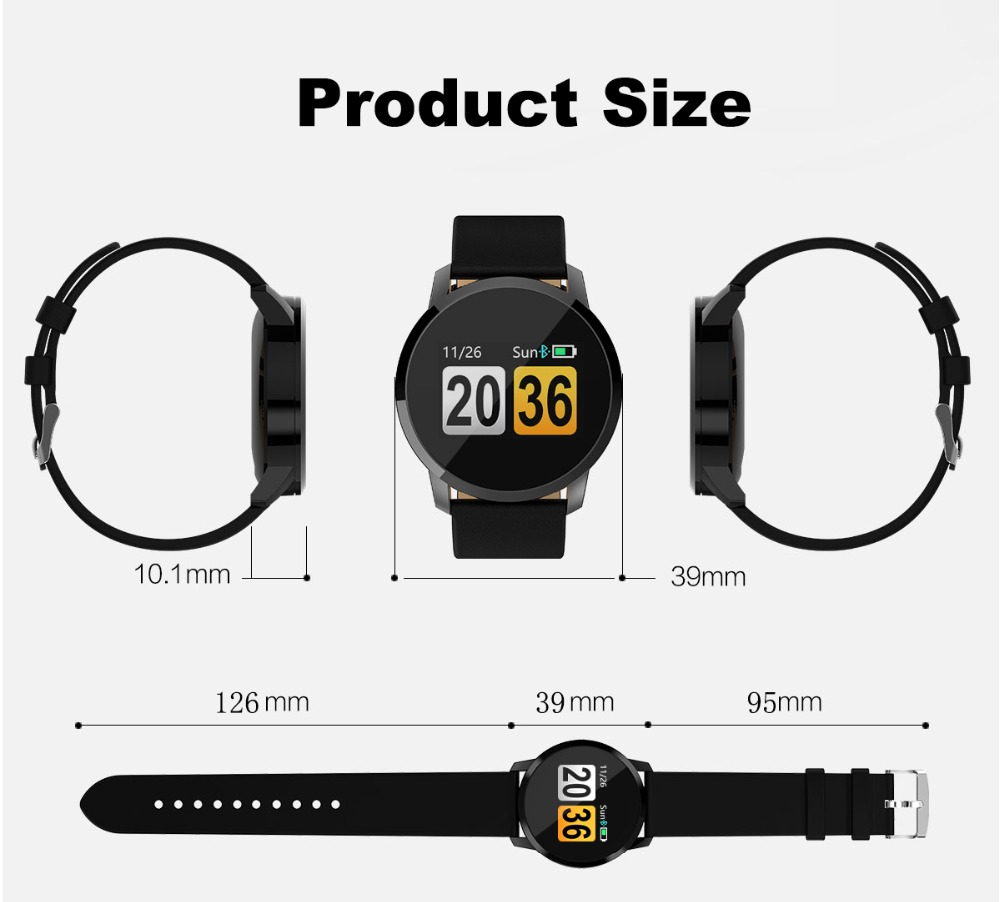q8-1_20 Q8 Fitness Tracker femme montre intelligente