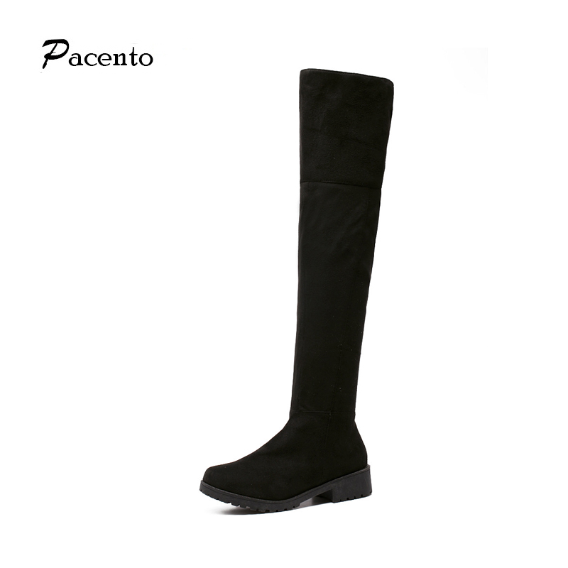 Popular Rubber Thigh High Boots-Buy Cheap Rubber Thigh High Boots ...