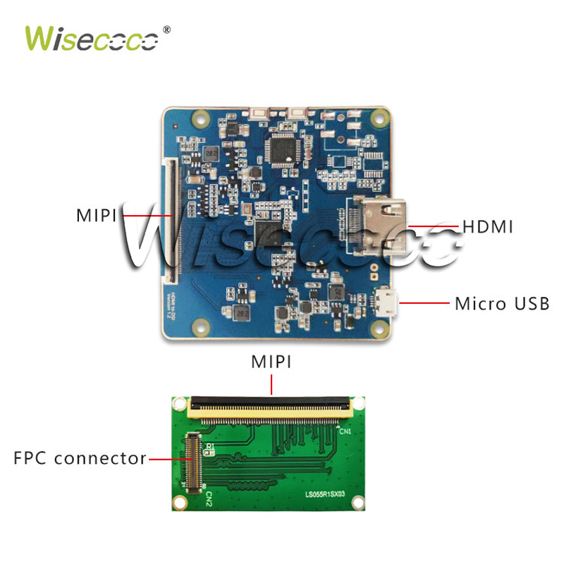 HDMI-to-MIPI-controller-board-for-WANHAO-D7