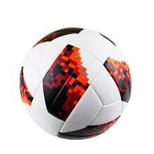 Мяч футбольный Футбольный мяч Официальный Размер 5 Противоскользящий Прочный Футбольный мяч открытый спортивный Мягкий сенсорный детский тренировочный мяч