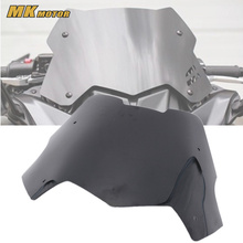 T-MAX 530  Windshield WindScreen Visor Viser Double Bubble Motorcycle parts For YAMAHA TMAX 530 T MAX 530 SX/DX 2017