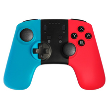 2019 gorąca sprzedaż bezprzewodowy kontroler typu joystick dla Nintendo przełącznik Pro bezprzewodowy pad do gier