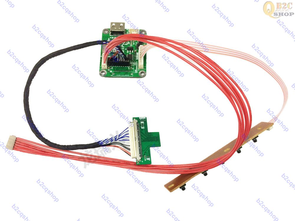HDMI only LCD Driver Controller Board Kit Turn into Monitor for LTL120QL01 001 2160X1440 display screen