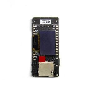 Image 3 - LILYGO®Модуль TTGO T2 ESP32 0,95 OLED SD карта WiFi и Bluetooth