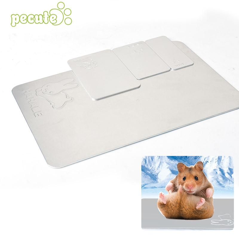 1PCS Room Cooling Radiating Plate Ice Bed Cooling Plate Pet Mat Sleep Board Hamster
