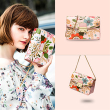 CARNETE Women Bag Crossbody Bags For 2019 Fashion PU Luxury Party Shoulder Gift Chain bolsa feminina sac main femme