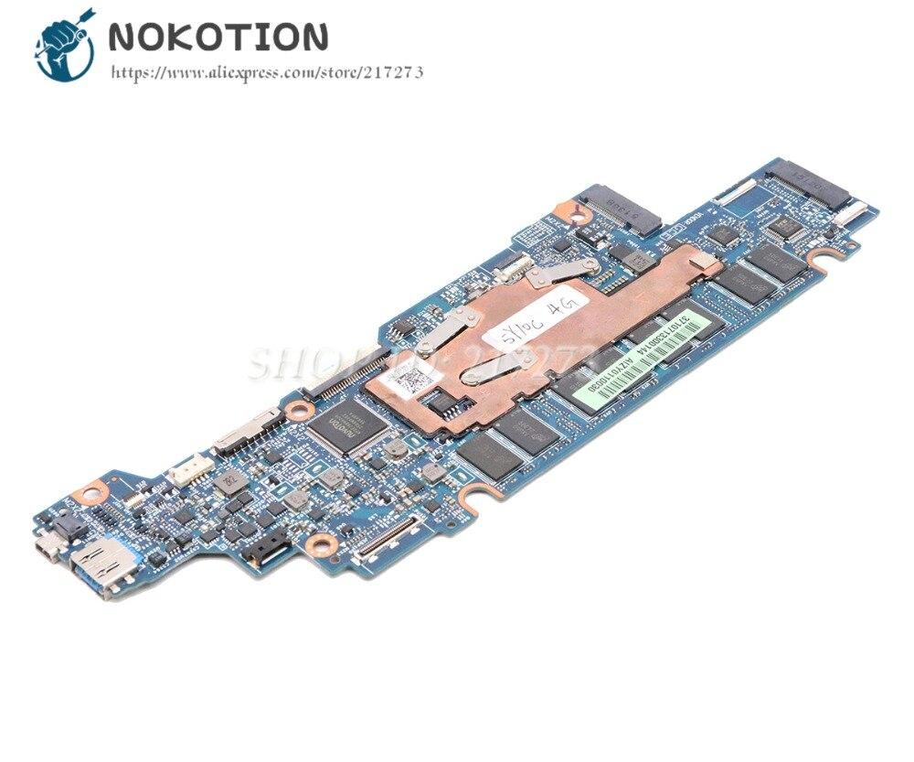 NOKOTION 5B20H33240 AIZY0 LA-B921P MAIN BOARD For lenovo yoga 3 11 Laptop Motherboard 5Y10C 4GB MemoryNOKOTION 5B20H33240 AIZY0 LA-B921P MAIN BOARD For lenovo yoga 3 11 Laptop Motherboard 5Y10C 4GB Memory