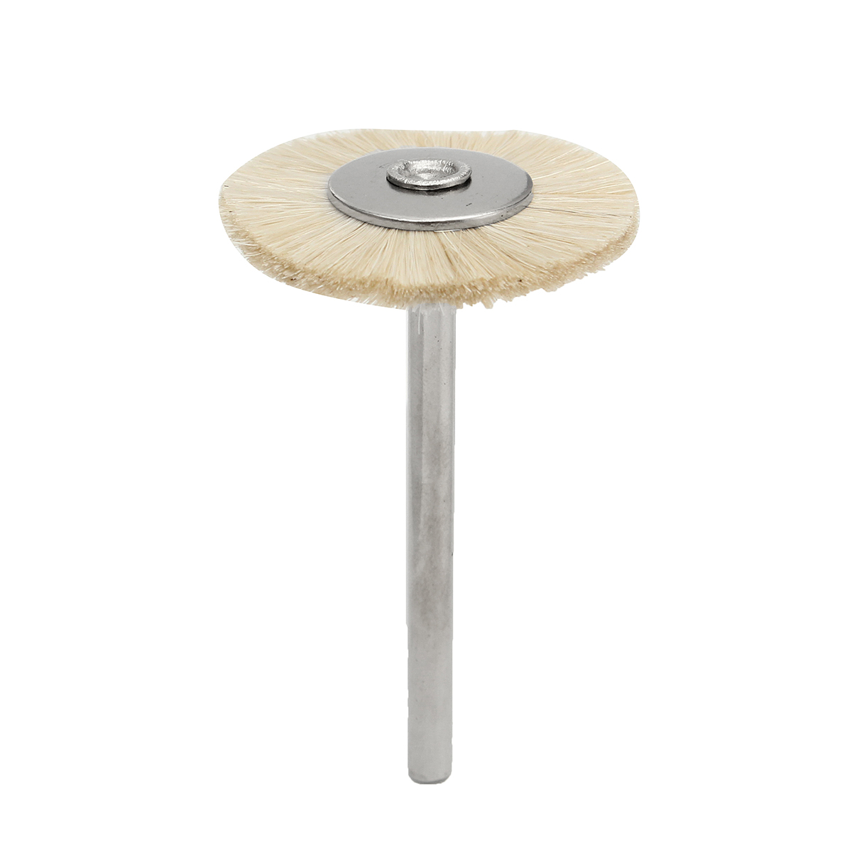 30 Pcs Gigi Polishing Brushes 3mm Roda Buffing Membersihkan Sikat Poles Putih Lembut Bulu Kambing Burs Untuk Laboratorium Rotary Alat 2018 Di Whitening