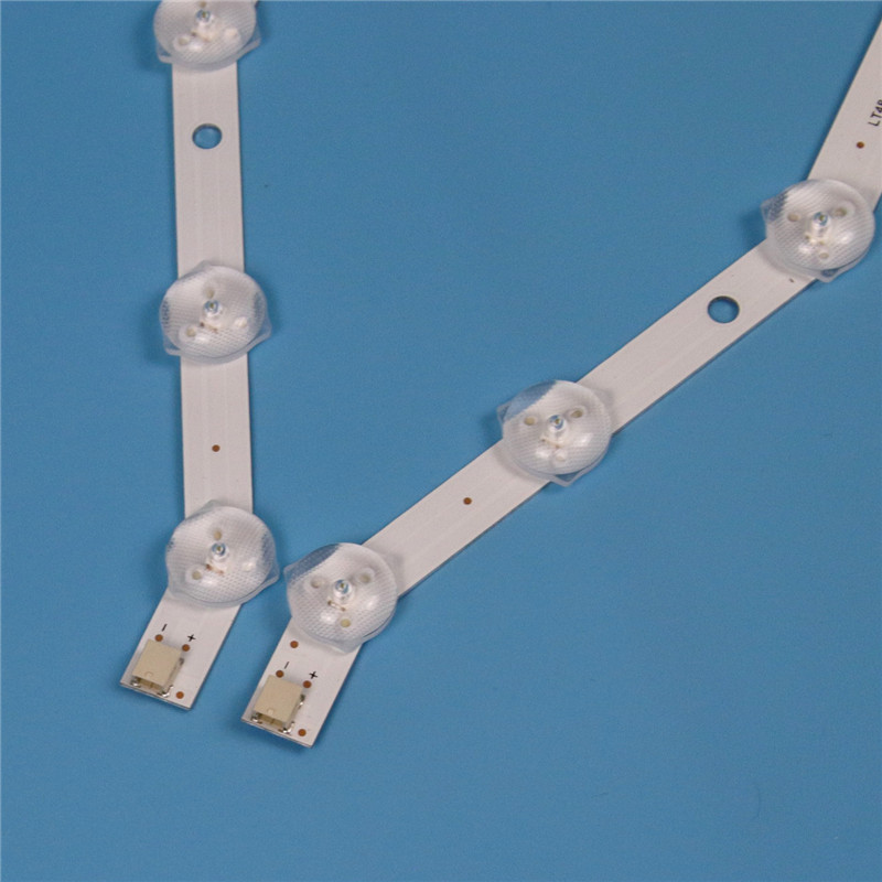 2Piece TV Backlight Strip For Samsung UN32EH5300MX UN32EH5300GX 32 inch LED Lamps Strip Kit Backlight Bars TV illumination Bands in Shell Body Parts from Consumer Electronics