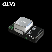 CUAV NEW V5+ autopilot flight controller base on FMU V5 Open source hardware for FPV RC Drone Quadcopter Helicopter Pixhawk