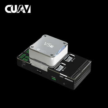CUAV NEW V5+ autopilot flight controller base on FMU V5 Open source hardware for FPV RC Drone Quadcopter Helicopter Pixhawk - DISCOUNT ITEM  0% OFF All Category