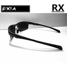 Men Fashion Sunglasses RX Prescription Myopia Lenses Polarized AR Coatings EXIA OPTICAL KD-180 Series