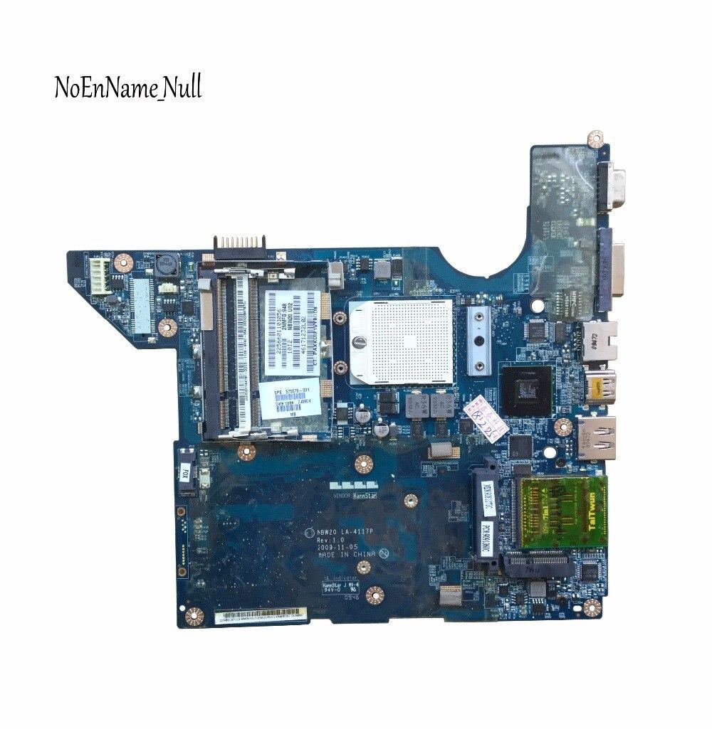 575575-001 For HP DV4 DV4-2000 Laptop Motherboard LA-4117P Sokcet S1 DDR2 100% Tested