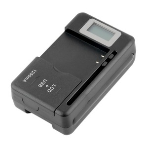 Universal Battery Charger LCD