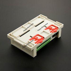 Image 2 - DFRobot 8 Channel Ethernet Relay Controller RLY 8 POE USB, STM32 input 7~23V/44~57V Relay 277V 10A/125V 12A Support PoE and USB