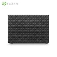 Seagate Expansion Desktop 3 tb USB Typ EINE 3 0 (3 1 Gen 1) externe festplatte 3 5 zoll 5000 Mbit/s PC schwarze scheibe-in Externe Festplatten aus Computer und Büro bei