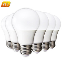 A LED Bulb E27 3W 5W 7W 9W 12W 15W 220V Cold White Warm White Lampada
