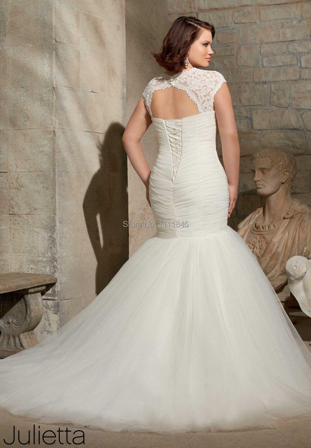 Atemberaubend Plus Size Brautkleider Mit Jacken Galerie ...