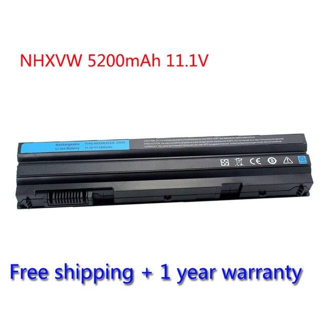 7 XINbox 6 תא HXVW 8858X סוללה עבור Dell Latitude E5420 E5430 E6420 E6430 E6520 E5530 M5Y0X HCJWT T54FJ 911MD 4 04YRJH PRRRF KJ321