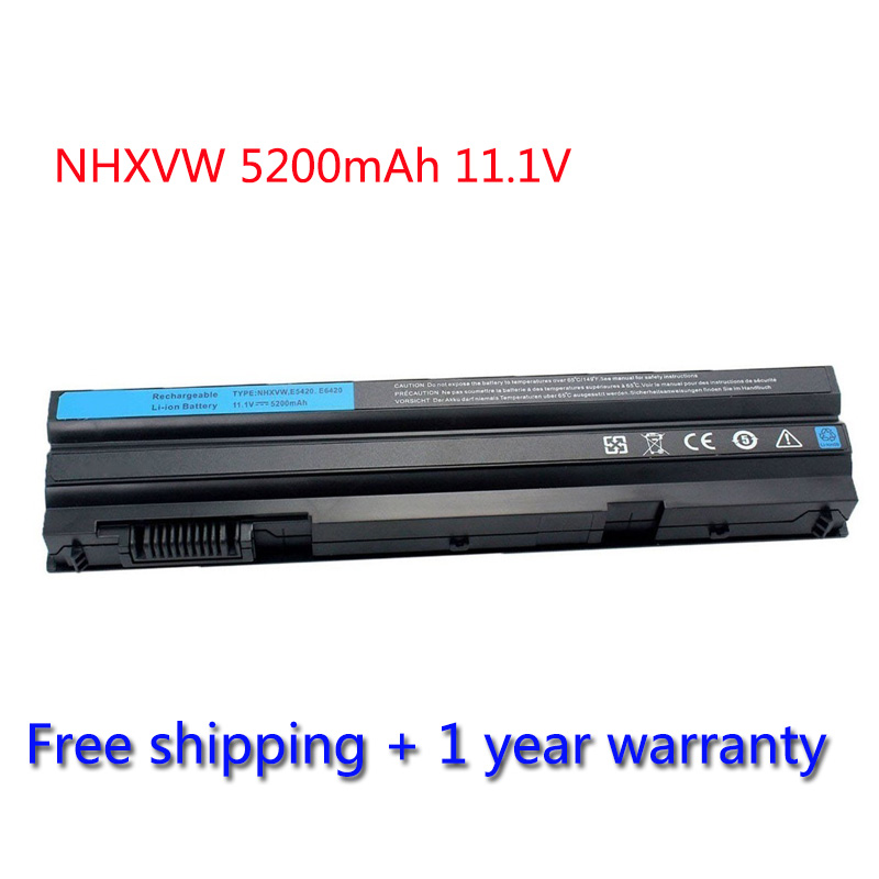 Diplomatisch 7 Xinbox 6 Zelle Hxvw 8858x Batterie Für Dell Latitude E5420 E5430 E6420 E6430 E6520 E5530 M5y0x Hcjwt T54fj 911md 4 Yrjh Prrrf Kj321