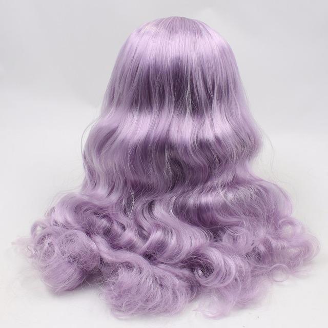 TBL Neo Blythe Doll Light Purple Hair Regular Body