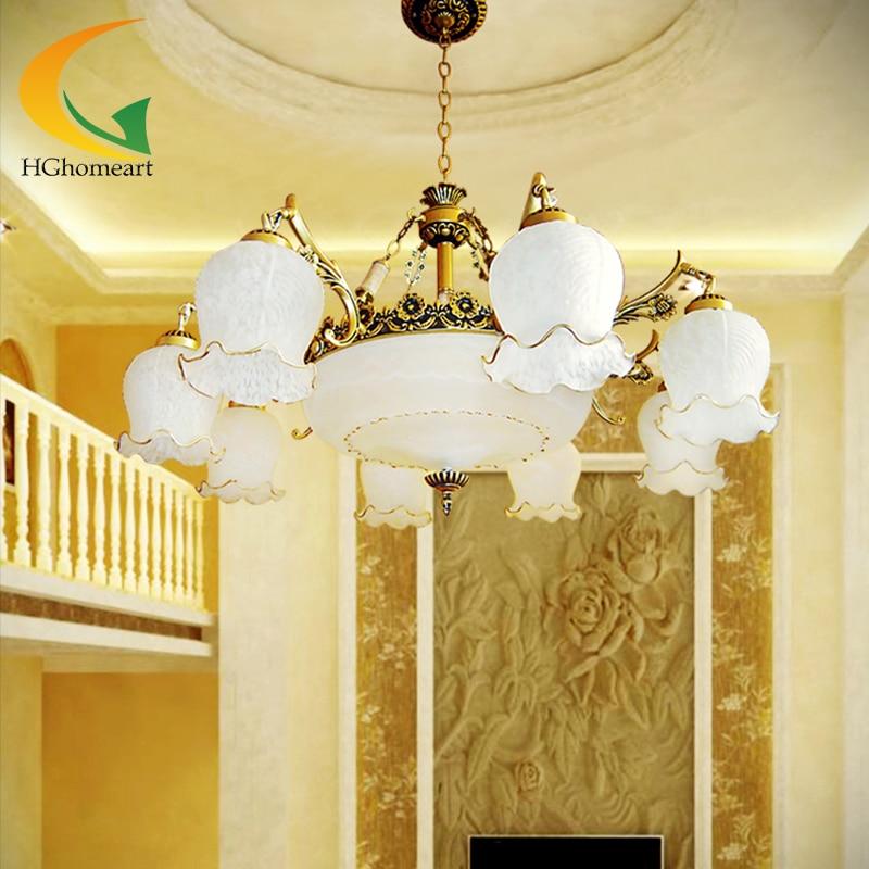 Moderne Kronleuchter Minimalistischen Restaurant Kupfer Deckenleuchte Wohnzimmer Decke Schlafzimmer Lampe China
