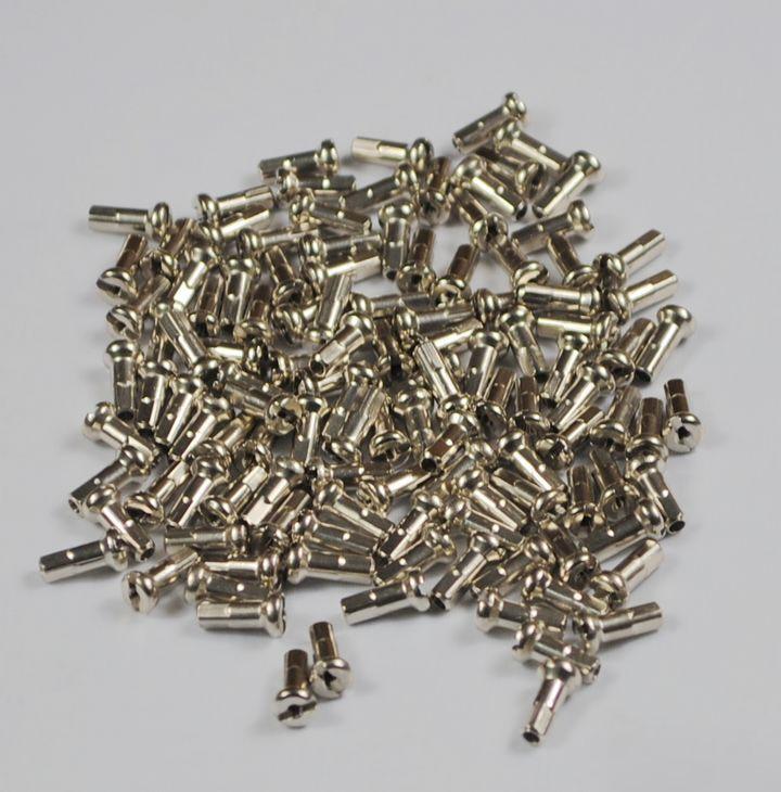 Lot de 8 SAPIM SAPIM Argent Alliage 14 mm//Aluminium A Parlé Des Mamelons 14g//2.0mm
