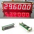 PLJ-6LED-A 0.1 MHz A 65 MHz Freqüência Do Sinal De RF de 6 Dígitos Levou Contador Cymometer Tester medidor de LED VERMELHO