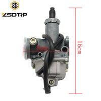 ZSDTRP Keihin PZ26 PZ27 PZ30 Motorcycle Carburetor Carburator Case for Honda CG125 CG150 CG250 TTR250