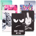 Luxury Fashion Cute PU Leather Flip Stand Wallet Case For Samsung Galaxy Tab A 10.1 2016 T585 T580 SM-T580 Tablet Case for T580N