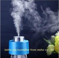 Творческий подарок usb Портативный ABS бутылка воды Кепки увлажнитель DC 5 В офис диффузор аромат Mist чайник с розничной упаковка