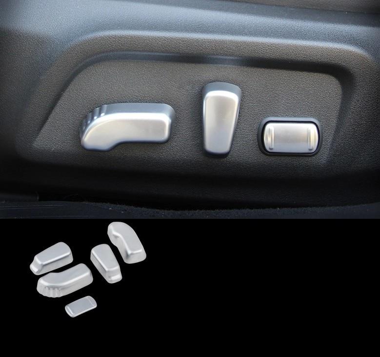 Setul de butoane pentru reglarea scaunului auto pentru outback 2015 - Accesorii interioare auto