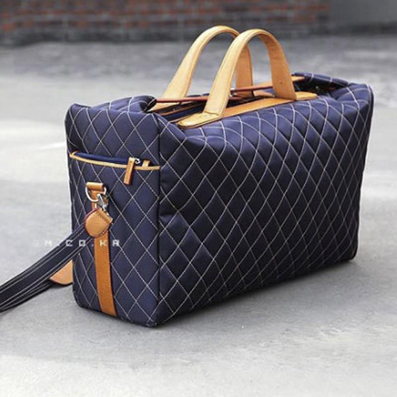 все цены на Men weekend Travel Bags Large Capacity suitcase Women Handbags Female Luggage Duffle Bags Male tote Big bag Folding Trip Package онлайн