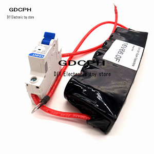 Image 1 - Redresseur de supercondensateur automobile 2.7V400F 16V66F Module de condensateur de Film de fenêtre automobile Super Farad