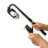 ECOODA Fishing Line Spooler Winder Portable Reel Spool Spooling Station System for Spinning or Baitcasting Fishing Reel Line Fishing Tools     -
