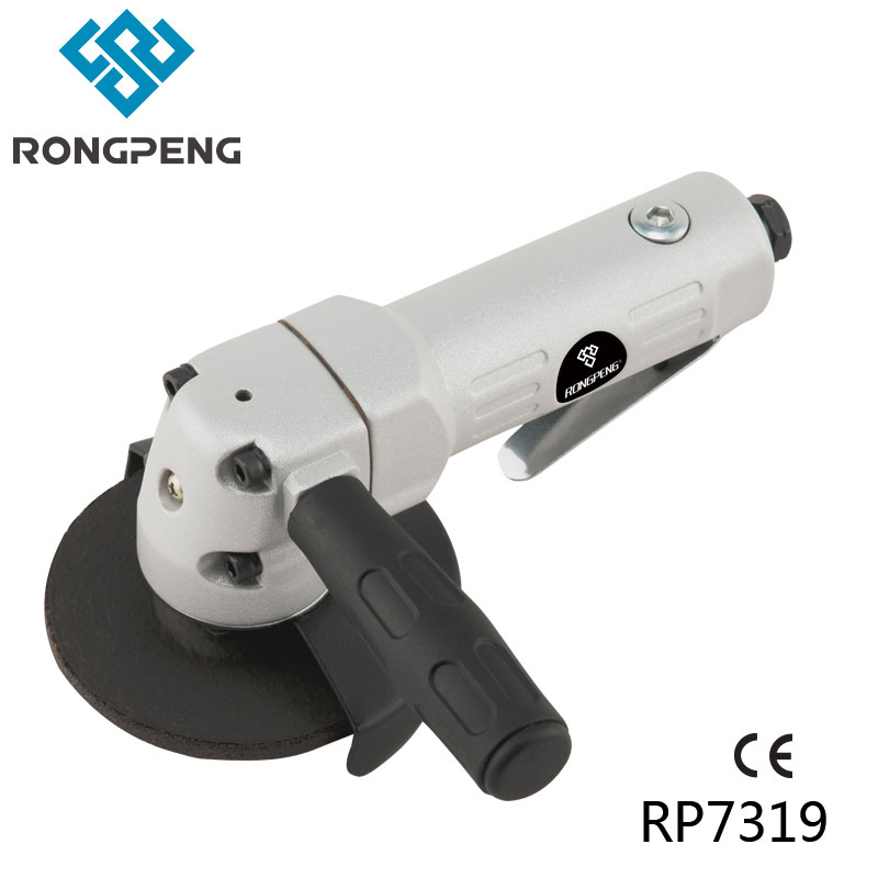 RONGPENG 4 OR 5 AIR ANGLE GRINDER PROFESSIONAL PNEUMATIC ANGLE SANDER AIR POLISHER RP7319RONGPENG 4 OR 5 AIR ANGLE GRINDER PROFESSIONAL PNEUMATIC ANGLE SANDER AIR POLISHER RP7319