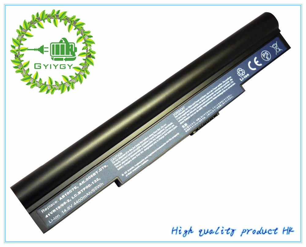 GYIYGY AS10C7E Laptop Battery For ACER Aspire 5943 5943G 8943G 5950G 8950G 8943G-454G64Mn 5943G-454G64Mn Series