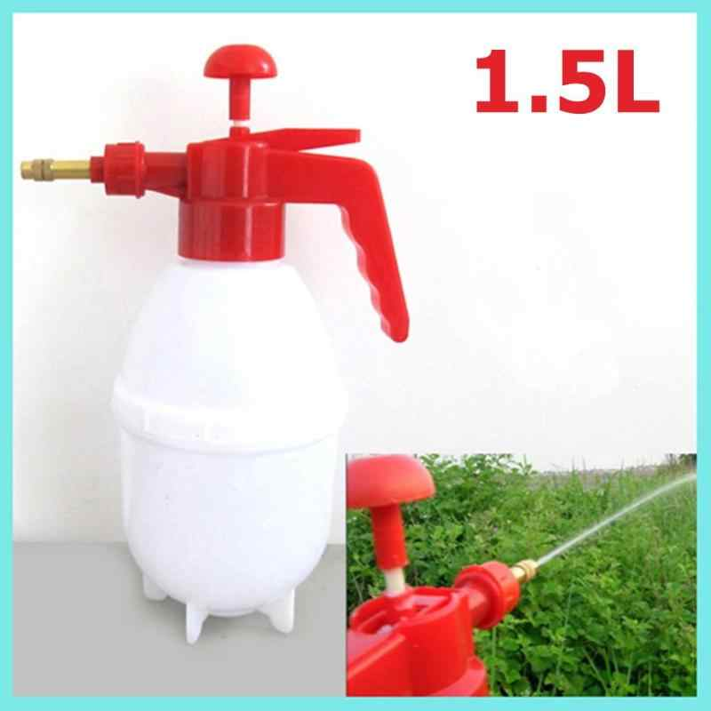 1500 Ml Portable Sprinkler Berguna Tekanan Air Sprayer Tanaman Bunga Pengairan Irigasi Botol Semprot Taman Alat