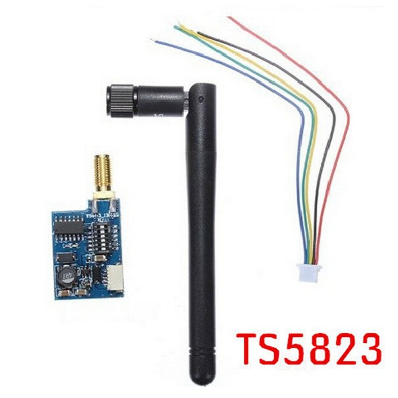 TS5823 Mini 5.8G 200mW 32CH FPV AV Transmitter Module Free Shipping fx fx796t fx799t micro 5 8g 40ch 200mw av race transmitter